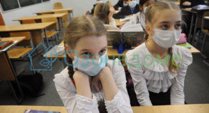 борьба с вирусами в школе