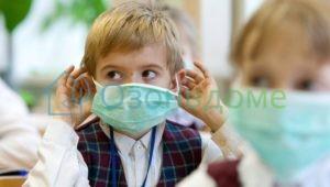 дезинфекция школы